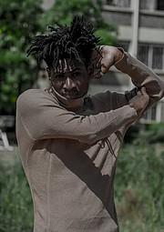 Bivourn Omondi is a Kenyan model and fashion stylist currently based in Nairobi Kenya. Bivourn Omondi styled and dressed Blair Otieno Oguta
