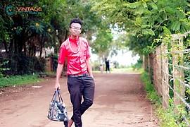 Blacido Onyinkwa model. Photoshoot of model Blacido Onyinkwa demonstrating Fashion Modeling.Fashion Modeling Photo #182693