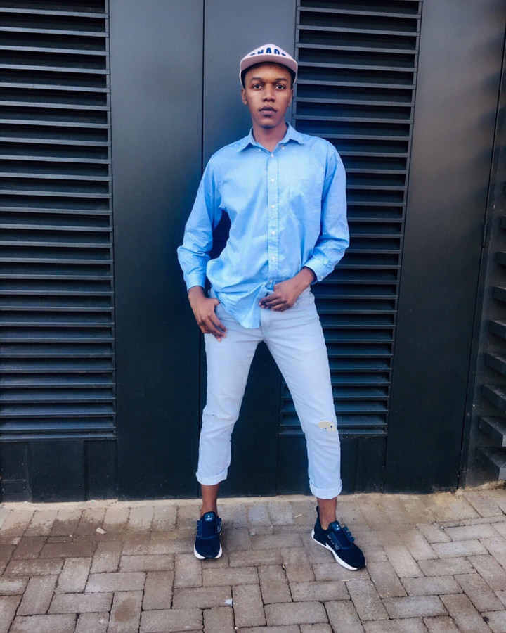 Blessed Dlamini Model