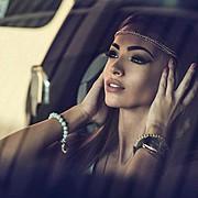 Boyana Marinova model (Бояна Маринова модел). Photoshoot of model Boyana Marinova demonstrating Face Modeling.Face Modeling Photo #166191