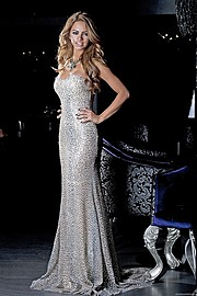 Boyana Marinova model (Бояна Маринова модел). Photoshoot of model Boyana Marinova demonstrating Fashion Modeling.Fashion Modeling Photo #166212