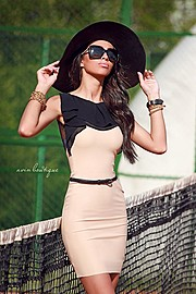 Boyana Marinova model (Бояна Маринова модел). Photoshoot of model Boyana Marinova demonstrating Fashion Modeling.Fashion Modeling Photo #166216