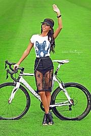 Boyana Marinova model (Бояна Маринова модел). Photoshoot of model Boyana Marinova demonstrating Body Modeling.Body Modeling Photo #166210