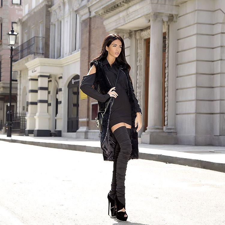 Boyana Marinova model (Бояна Маринова модел). Photoshoot of model Boyana Marinova demonstrating Fashion Modeling.Fashion Modeling Photo #180598
