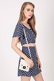 Bree Fry model. Photoshoot of model Bree Fry demonstrating Fashion Modeling.designer: 3inch fashionFashion Modeling Photo #129041