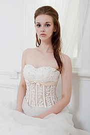 Bree Fry model. Photoshoot of model Bree Fry demonstrating Face Modeling.Face Modeling Photo #85507