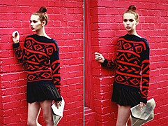Bree Fry model. Photoshoot of model Bree Fry demonstrating Fashion Modeling.Fashion Modeling Photo #85519