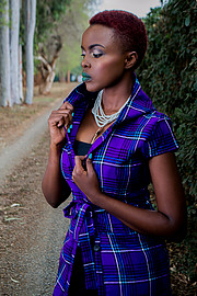 Brian Ongeri photographer. Work by photographer Brian Ongeri demonstrating Fashion Photography in a photo-session with the model Winnie Wanja.model: Winnie WanjaFashion Photography Photo #188936