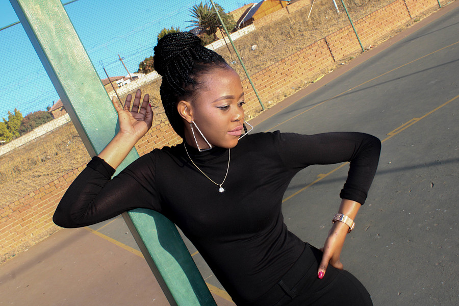 Bridget Tshehla Model