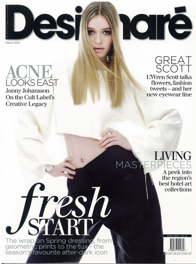 Brink Models Edmond model management. casting by modeling agency Brink Models Edmond.Magazine Cover Photo #58209