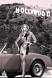 Brittany Mason model. Photoshoot of model Brittany Mason demonstrating Body Modeling.Body Modeling Photo #113910