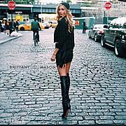 Brittany Mason model. Photoshoot of model Brittany Mason demonstrating Editorial Modeling.Editorial Modeling Photo #113942