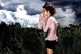 Brooke Baymore model. Photoshoot of model Brooke Baymore demonstrating Fashion Modeling.Fashion Modeling Photo #110086