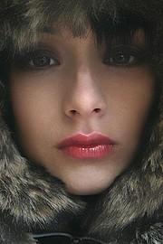 Bryanna Nova model. Bryanna Nova demonstrating Face Modeling, in a photoshoot by Marc Rosebeck.Photographer: Marc RosebeckFace Modeling Photo #102827