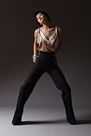 Bryanna Nova model. Bryanna Nova demonstrating Fashion Modeling, in a photoshoot with Makeup done by Jennifer Mezey.Photography: Ryan Yoon Wardrobe: Renee GarzaMakeup: Jennifer MezeyFashion Modeling Photo #102830
