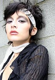 Bryanna Nova model. Bryanna Nova demonstrating Face Modeling, in a photoshoot by Marc Rosebeck.Photographer: Marc RosebeckFace Modeling Photo #102833