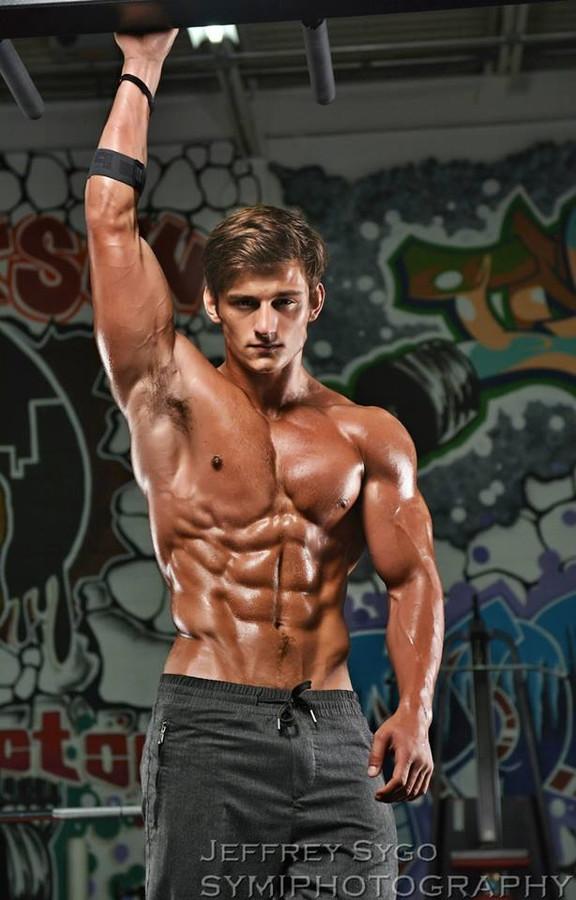 Bryant Wood model & actor. Photoshoot of model Bryant Wood demonstrating Body Modeling.Photograher: Jeffery SygoBody Modeling Photo #103814