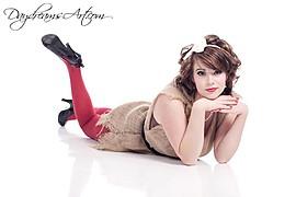 Cait Heiner model. Photoshoot of model Cait Heiner demonstrating Fashion Modeling.Fashion Modeling Photo #57025