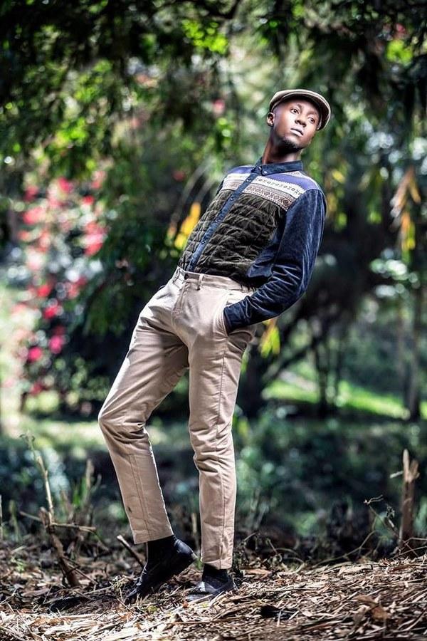 Calvin Majau model. Photoshoot of model Calvin Majau demonstrating Fashion Modeling.Najos photography AftermathFashion Modeling Photo #207502