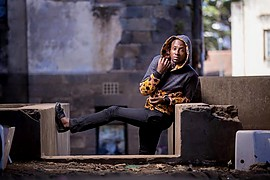Calvin Majau model. Photoshoot of model Calvin Majau demonstrating Fashion Modeling.Aftermath Modelling AgencyFashion Modeling Photo #208000