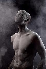 Calvin Majau model. Photoshoot of model Calvin Majau demonstrating Body Modeling.Body Modeling Photo #227705