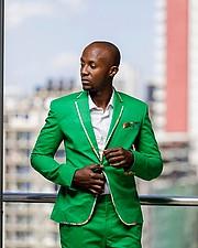 Calvin Majau model. Photoshoot of model Calvin Majau demonstrating Fashion Modeling.Fashion Modeling Photo #231467