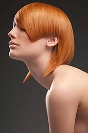 Camilla Jonsson (Camilla Jönsson) hair stylist. Work by photographer Leonard Gren demonstrating Portrait Photography.Photographer Leonard GrenPortrait Photography Photo #56225