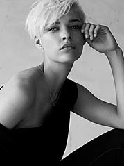 Camille Toboll model. Photoshoot of model Camille Toboll demonstrating Face Modeling.Face Modeling Photo #70258