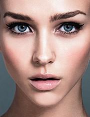 Campbell Ritchie makeup artist. Work by makeup artist Campbell Ritchie demonstrating Beauty Makeup.Beauty Makeup Photo #79165
