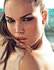 Campbell Ritchie makeup artist. makeup by makeup artist Campbell Ritchie. Photo #79193
