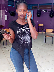 Caren kuria is an upcoming model based in thika town and currently a student pursuing her diploma level in cosmetology she has partipated in