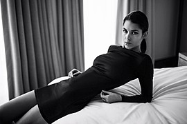 Carmen Vantini model (modella). Photoshoot of model Carmen Vantini demonstrating Fashion Modeling.Fashion Modeling Photo #186374