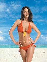 Carmen Vantini model (modella). Photoshoot of model Carmen Vantini demonstrating Body Modeling.Body Modeling Photo #92448
