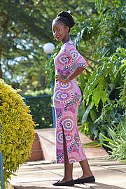 Caroline Wambugu Model