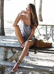Carrie Amstutz model. Modeling work by model Carrie Amstutz. Photo #109581