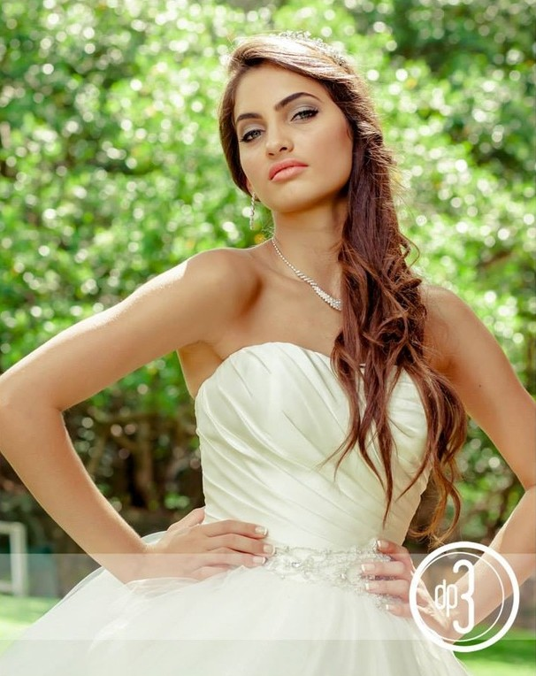 Cassandra Toledano Fernandez makeup artist. Work by makeup artist Cassandra Toledano Fernandez demonstrating Bridal Makeup.Bridal Makeup Photo #111325