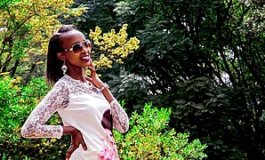Catherine Wambui Model