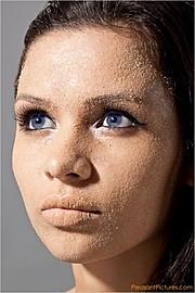 Catriona Armour makeup artist & hair stylist. makeup by makeup artist Catriona Armour. Photo #59659