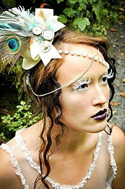 Catriona Armour makeup artist & hair stylist. Work by makeup artist Catriona Armour demonstrating Beauty Makeup.Beauty Makeup Photo #59663