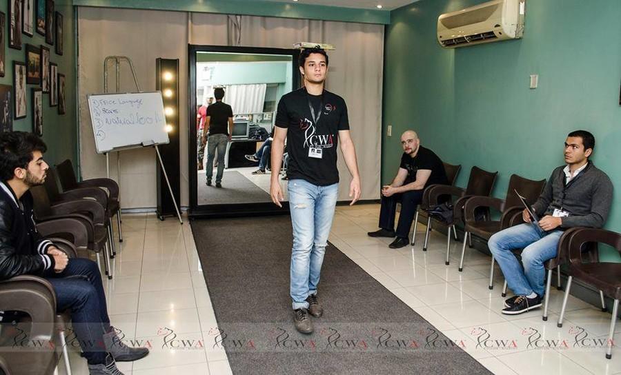 Catwalk Academy Cairo modelling training. casting by modeling agency Catwalk Academy Cairo. Photo #143650