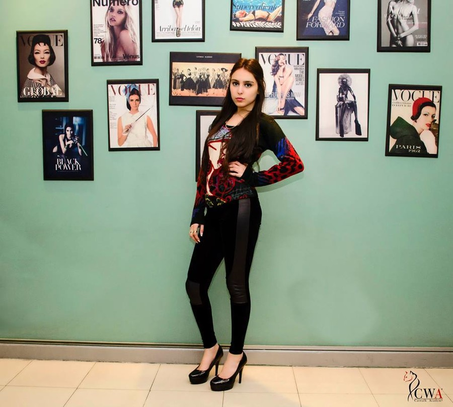 Catwalk Academy Cairo Modelling Training