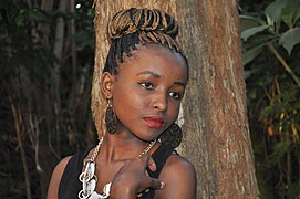 Culture And Concept Africa modeling agency. Women Casting by CCA Nairobi.Women Casting Photo #149314