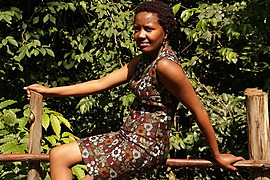 Culture And Concept Africa modeling agency. Women Casting by CCA Nairobi.Women Casting Photo #149315