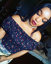 I am a 21 year old girl, half Kenyan half Tanzanian. I just finished campus and I am yet to graduate in October with a bachelor's degree in