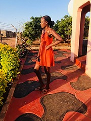 Cecilia is the tall black girl who has the desire to become a recognized model one day and I'm currently based in Limpopo but willing to tra