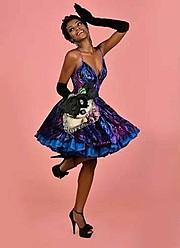 Chanise Sharay Smith model. Photoshoot of model Chanise Sharay Smith demonstrating Fashion Modeling.Fashion Modeling Photo #102806