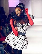Chanise Sharay Smith model. Photoshoot of model Chanise Sharay Smith demonstrating Runway Modeling.Runway Modeling Photo #102811