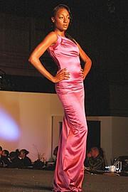 Chanise Sharay Smith model. Photoshoot of model Chanise Sharay Smith demonstrating Runway Modeling.Runway Modeling Photo #102817