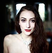 Chantal Lamour model. Photoshoot of model Chantal Lamour demonstrating Face Modeling.Face Modeling Photo #102846