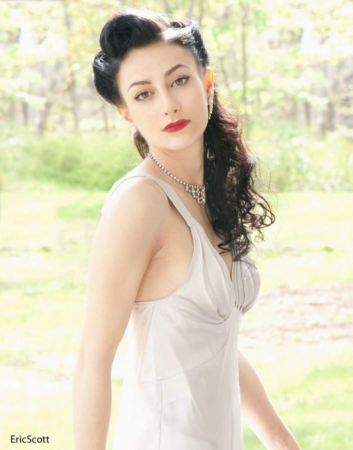 Chantal Lamour Model